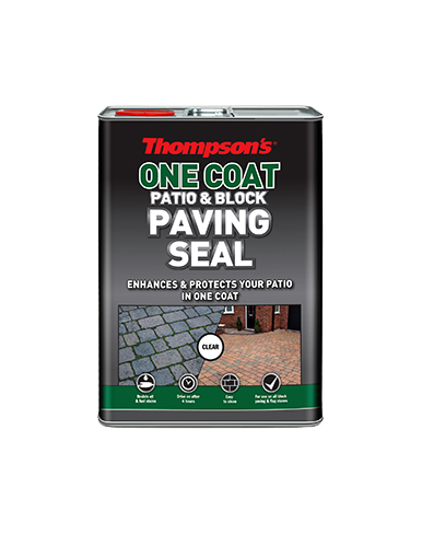Thompson's One Coat Patio & Block Paving Seal 5 Litre