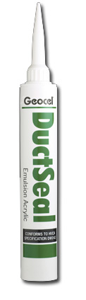 Geocel Ductseal Emulsion Acrylic Sealant 380ml Grey
