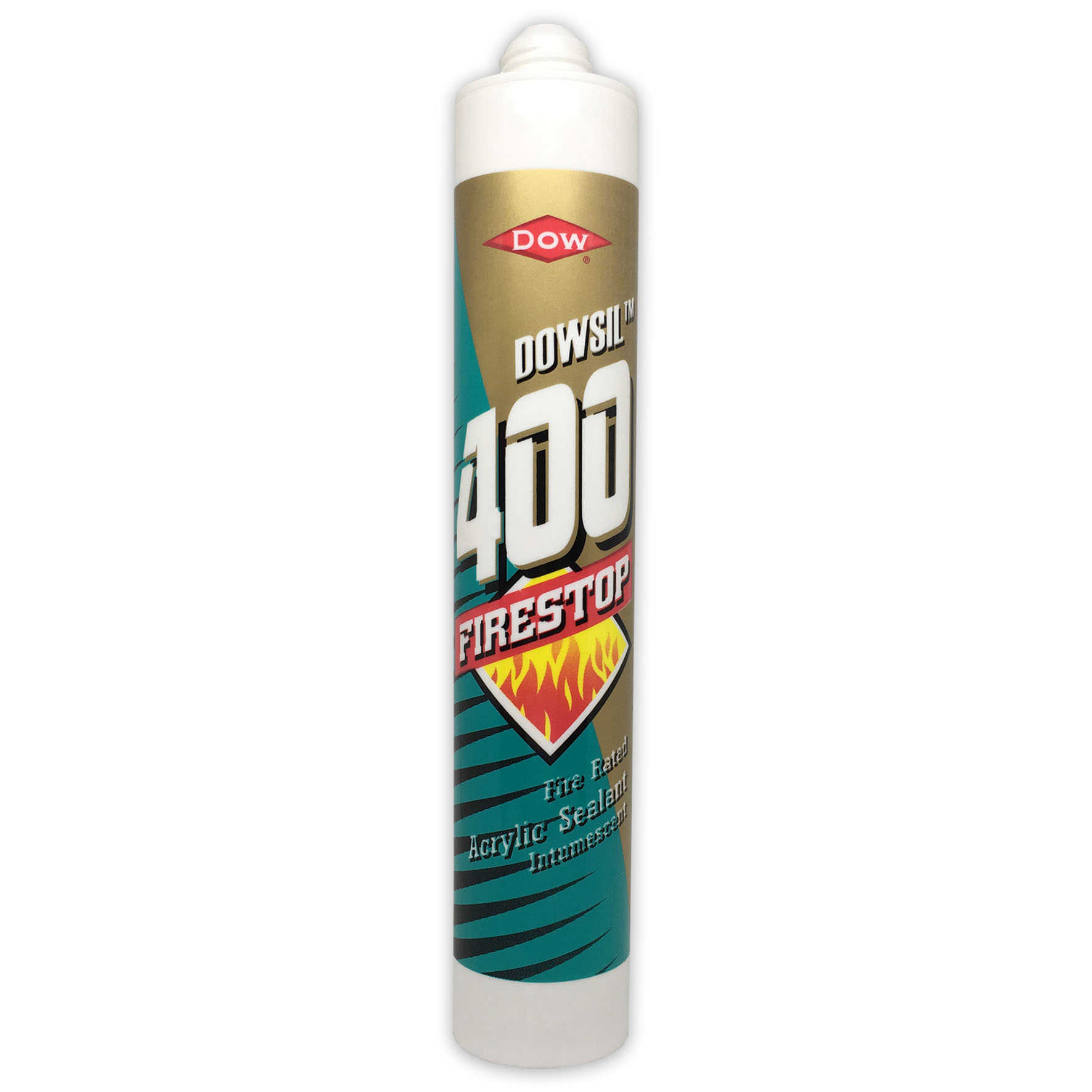 Dowsil Firestop 400 Fire Rate Acrylic Sealant White