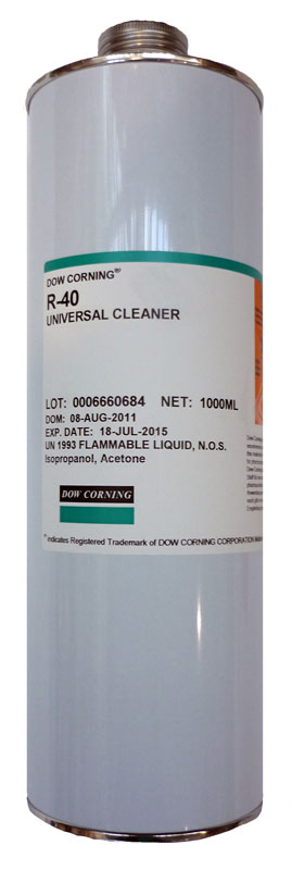 Dow Corning R40 Universal Cleaner 1 litre
