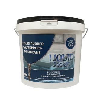 Tanking - Liquid Jacket Liquid Rubber Waterproof Membrane 6kg