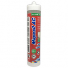 Mapei Mapesil AC Silicone Sealant 310ml Transparent (999)