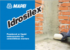 Mapei Idrosilex Liquid Waterproofer For Cementitious Mortars 6kg