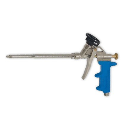 Silverline Heavy Duty Metal PU Foam Applicator Gun