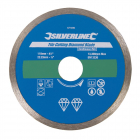 Silverline Tile Cutting Diamond Blade