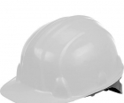 Silverline Safety Hard Hats For Site Use (White)