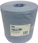 Tork Wiper 420 Blue Paper (Centrefeed Roll)