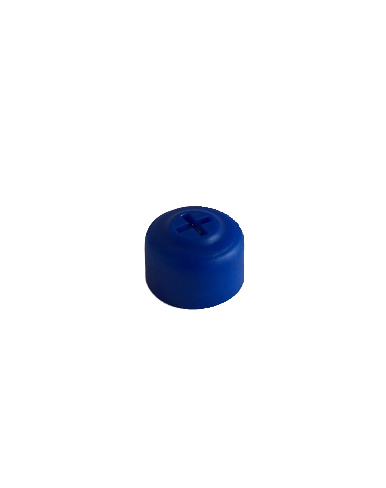 PC Cox Dome Plunger (Blue)