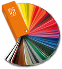 Ral Classic K5 Colour Deck Fan Charts