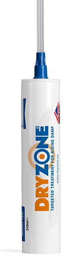 Dryzone Damp Proofing Cream 310ml Cartridge