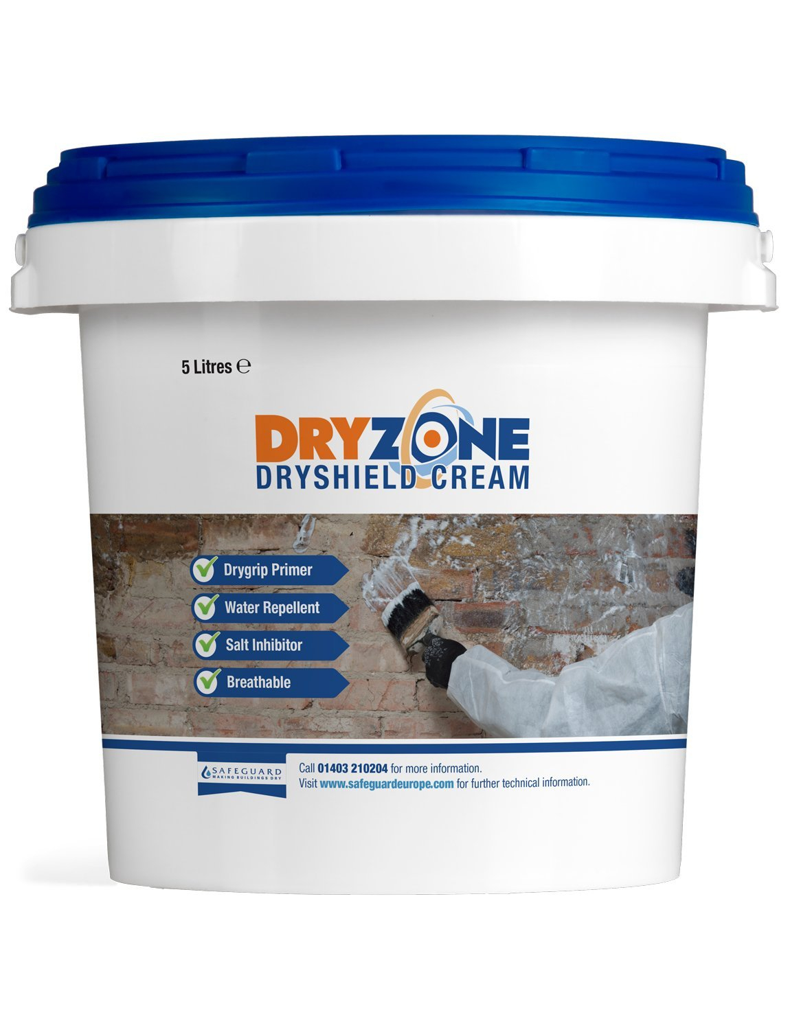 Dryshield Cream BBA Approved 5 Litre