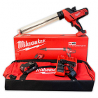 Milwaukee C18PCG/600T-201B 18V 600ML Electric Caulking Gun