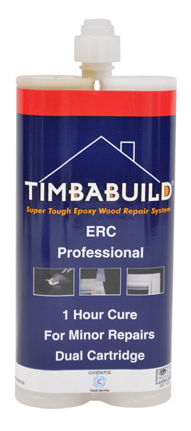 Chemfix Timbabuild ERC Rapid Epoxy Resin 400ml