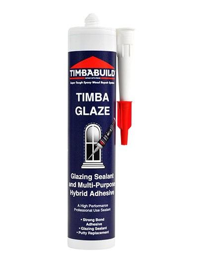 Timbabuild® Timba Glaze Putty Sealant (All Weather)290ml