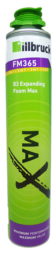 illbruck Max Foam FM365 High Yield 540ml