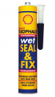 Shell Tixophalte Wet Seal & Fix Bituminous Sealant 310ml