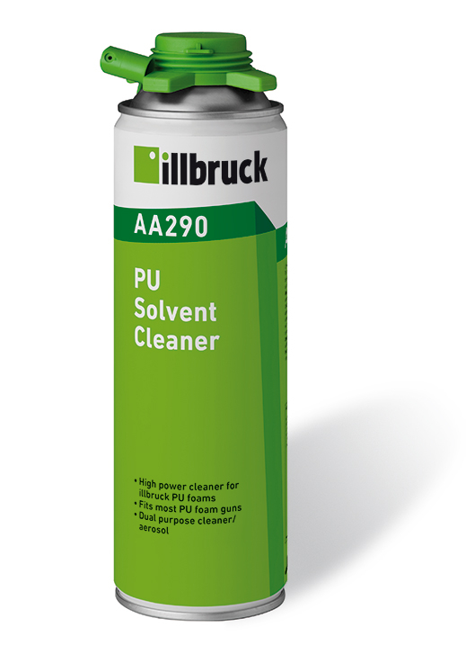 illbruck AA290 Cleaner For Foam Gun 500ml