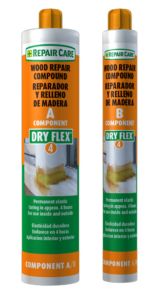 Repair Care International Dry Flex® 4 Repair Resin